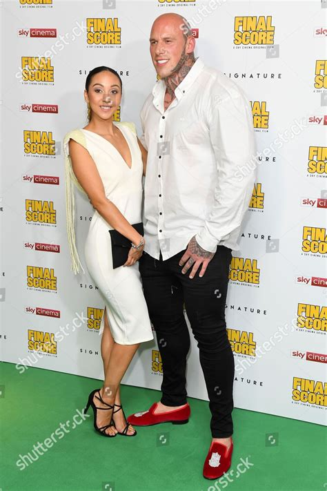 Martyn Ford Sacha Stacey Editorial Stock Photo - Stock