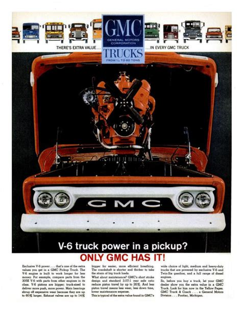 '60s Madness! 10 Years of Classic Pickup Truck Ads   The