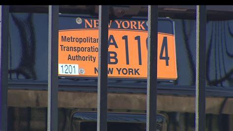 MTA misspells its own name on license plate - AOL News