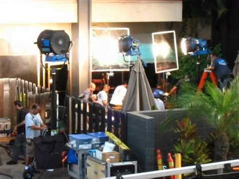 """""""Hawaii Five-O"""" - Behind The Scenes - Making Of A"""