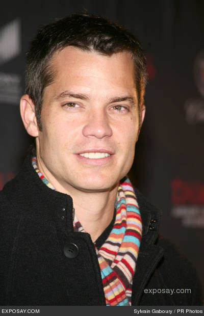 The Daily Hotness – Timothy Olyphant |