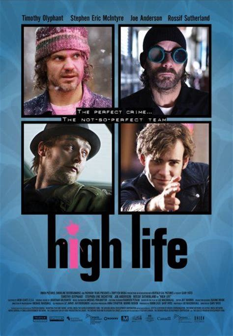 High Life Movie Poster (#2 of 2) - IMP Awards