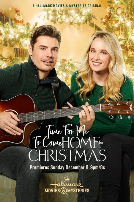 Time for Me to Come Home for Christmas - a Hallmark Movies