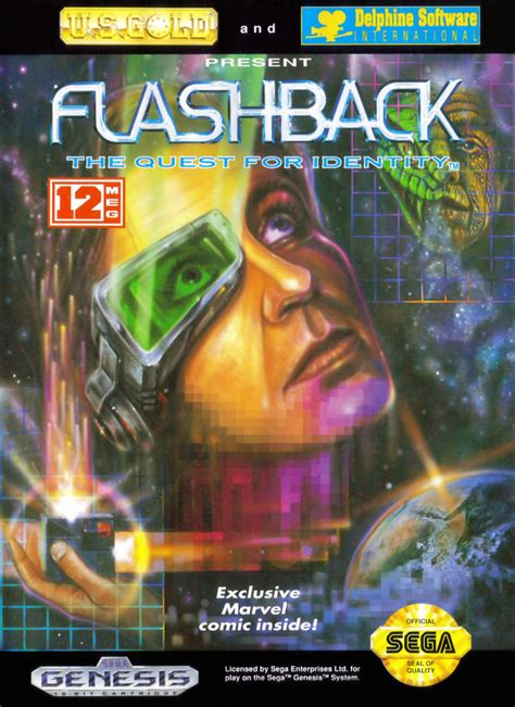 Flashback: The Quest for Identity (Game) - Giant Bomb