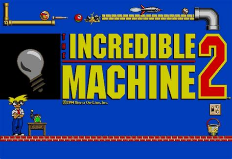 Download The Incredible Machine 2 | DOS Games Archive